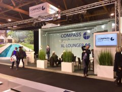 Compass Pools - Batibouw 2019
