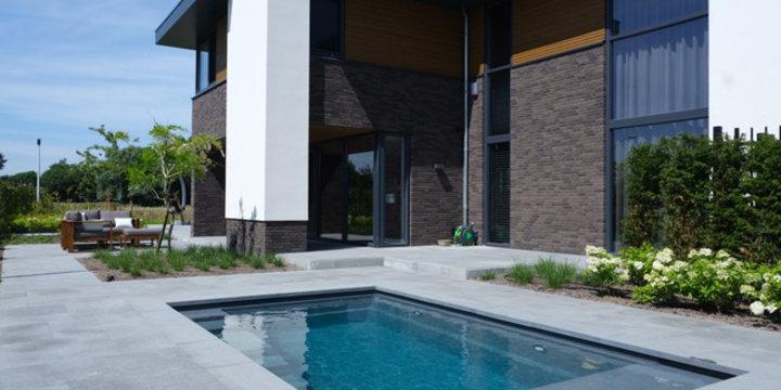 Super Het ideale zwembad voor kleine tuinen JC-57
