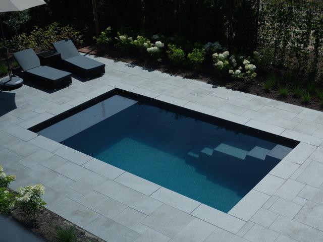 Ongekend Het ideale zwembad voor kleine tuinen CV-57